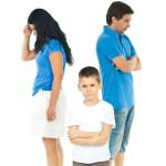 Ссора родителей и ребенок