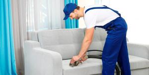 Делаем химчистку мягкой мебели